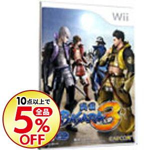 【中古】Wii 戦国BASARA3