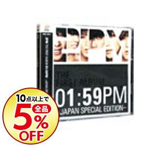 【中古】【全品5倍!9/20限定】01:59PM〜JAPAN SPECIAL EDITION〜 初回限定盤 【CD+DVD フォトカード付】/ 2PM