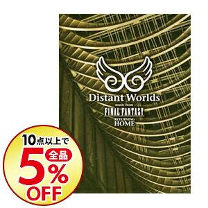 サウンドトラック, その他 Distant Worlds music from FINAL FANTASY Returning home 2CD