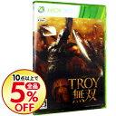 【中古】Xbox360 TROY無双