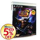 【中古】PS3 モンスターハンターポータブル 3rd HD ...