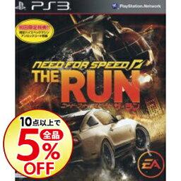 【中古】PS3 ニード・フォー・スピード ザ・ラン [DLカード兼オンラインパス使用・付属保証なし]
