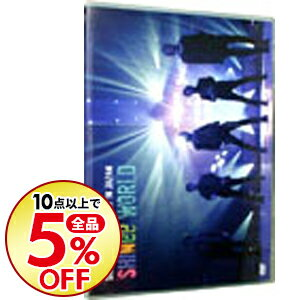 """【中古】【全品5倍!12/1限定】SHINee THE 1ST CONCERT IN JAPAN""""SHINee WORLD"""" / SHINee【出演】"""