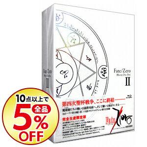 アニメ, その他 BlurayFateZero Bluray Disc Box II Bluray2CDBOX