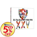 【中古】【2CD+DVD】B'z The Best XXV 1988−1998 初回限定盤 / B'z