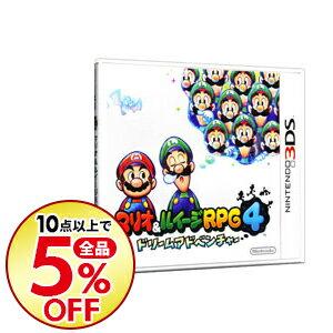 【中古】N3DS マリオ&ルイージRPG4 ドリームアドベンチャー