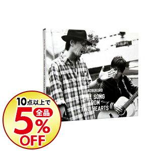【中古】【CD+DVD】One Song From Two Hearts 初回限定版 / コブクロ