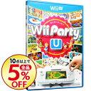 【中古】Wii U Wii Party U