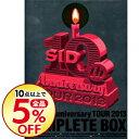 【中古】SID 10th Anniversary TOUR 2013 COMPLETE BOX / シド【出演】