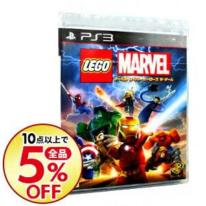 【中古】PS3 LEGO マーベル スーパー・ヒーローズ ザ・ゲーム