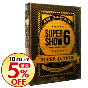洋楽, その他 SUPER JUNIOR WORLD TOUR SUPER SHOW6 in JAPAN SUPER JUNIOR