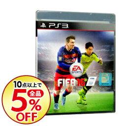 【中古】PS3 (説明書無しで完品)FIFA 16