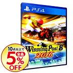 【中古】PS4 Winning Post 8 2016
