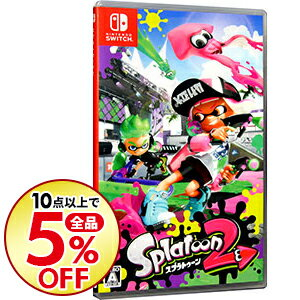 【中古】【全品5倍】Switch Splatoon 2