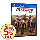【中古】PS4 MXGP3 − The Official M...