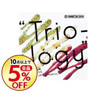 """【中古】【CD+DVD】J−WAVE LIVE SUMMER JAM presents """"Trio−logy"""" / オムニバス"""