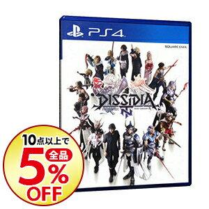 【中古】PS4 ディシディア ファイナルファンタジー NT