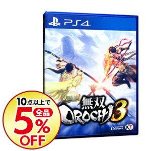 【中古】PS4 無双OROCHI 3