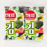 チョウショク 韓国ノリ(ヘピョー)8切 14個セット送料無料 【業務用食品】