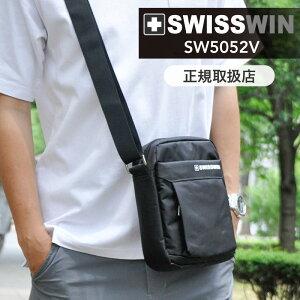 送料無料 SWISSWIN スイスウィン ショルダーバッグ メンズ 斜めがけ 軽量 ショルダー ビジネスバッグ 出張 メンズバッグ レディース ショルダーバッグ 斜めがけバッグ メッセンジャーバッグ おしゃれ 通勤 鞄 防水 swisswin