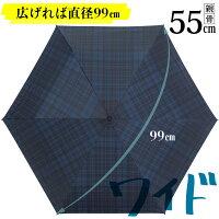 LINE限定クーポン配布中! 日傘 折りたたみ 晴雨兼用 メンズ 男性 折りたたみ傘 軽量 コンパクト 丈夫 耐風 UPF50+ UVカット率99.9%以上 折り畳み傘 100% 遮光 遮熱 完全遮光 折り畳み かさ 傘 おしゃれ 男性 紳士用 ネイビー チェック 雨傘 日傘兼用 暑さ対策 熱中症対策