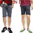 BEN DAVIS PROJECT LINE メンズ ショーツ ベンデイビス ロールアップ ハーフパンツ ★ ベンデービス LILT INDIGO 幅の異なる2種のストライプ柄 シンプル 着まわしの利くボトムスアイテム 2色展開 MADE IN JAPAN ⇒BEN-762