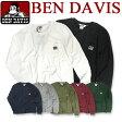 BEN DAVIS 長袖Tシャツ ベンデイビス Tシャツ ベンデービス クルーネックの長袖Tシャツ。洗わなくても菌が減る。ナノテック加工で衣服の細菌を99.9%カット。高機能で快適な着心地のナノテックTシャツが登場。BEN-780