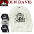 BEN DAVIS 長袖Tシャツ ベンデイビス ワッフルT ベンデービス クルーネックTシャツ。フロントのブランドロゴのプリントがインパクト抜群でカッコイイ。ワッフル生地の着心地が快適なTシャツが登場しました。商品番号BEN-782