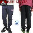 BEN DAVIS ボトムス ベンデイビス スウェットパンツ ★ シンプル スエットパンツ ベンデービス 穿きやすさと動きやすさ抜群のスウェット素材のロングパンツ。USA風ベンデイヴィスのブランドアイコンタグがポイントの1着。BEN-848