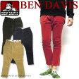 BEN DAVIS PROJECT LINE メンズ ベンデイビス 9分丈 パンツ コーデュロイ ★ ベンデービス パンツ H.G.C.2 コーデュロイの柔らかい生地感が暖かいパンツ。くるぶしをお洒落に魅せられる9分丈のボトムスが登場です。BEN-887