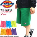 Dickies ハーフパンツ ディッキーズ ショーツ 日本規格カラー USAモデル 13インチ ルーズフィット マルチポケット ショートパンツ ディッキ 夏フェス コーデ ストリート系 DICKIES-WD42283