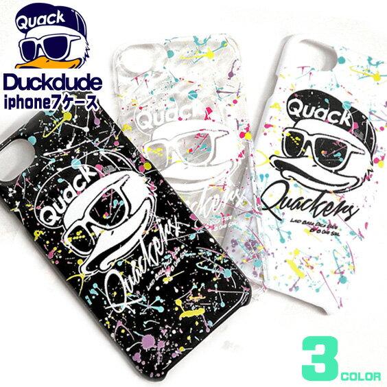 スマートフォン・携帯電話用アクセサリー, ケース・カバー DUCK DUDE iphone iPhone7 DUCKDUDE by b-one-soul 7 ACCE-028