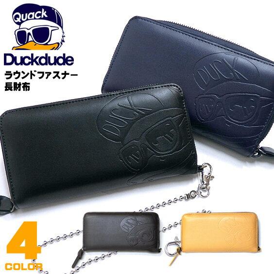 財布・ケース, メンズ財布 DUCK DUDE DUCK ACCE-013