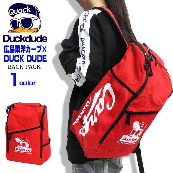 男女兼用バッグ, バックパック・リュック DUCK DUDE bonesoul BAG-079