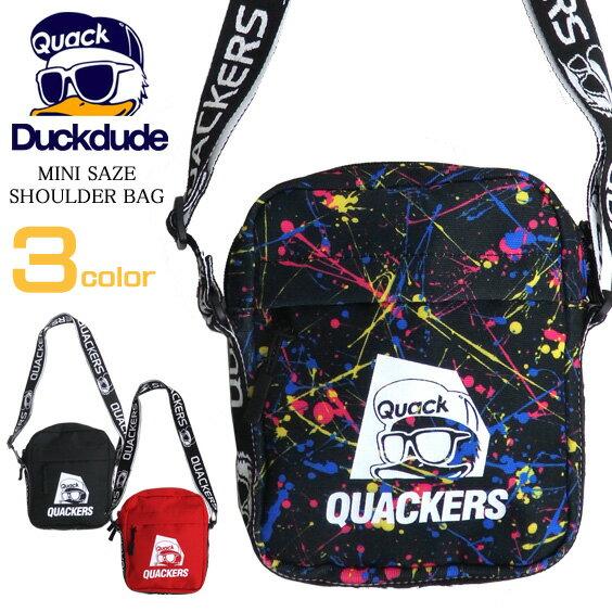 男女兼用バッグ, ショルダーバッグ・メッセンジャーバッグ DUCK DUDE duckdude BAG-080
