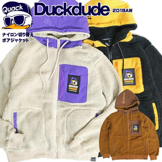 メンズファッション, コート・ジャケット DUCK DUDE 2019AW JBL-193
