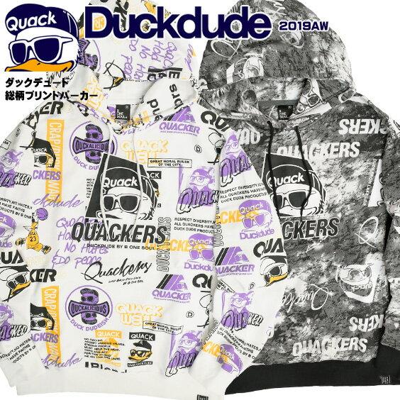 トップス, パーカー DUCK DUDE PKL-369