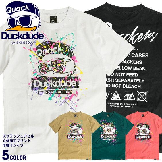 トップス, Tシャツ・カットソー DUCK DUDE T T T T TSS-425