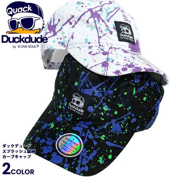 メンズ帽子, キャップ DUCK DUDE duckdude CAP-058