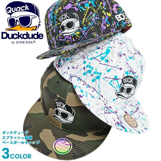 メンズ帽子, キャップ DUCK DUDE duckdude CAP-059