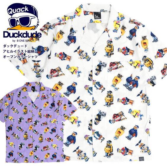 トップス, カジュアルシャツ DUCK DUDE 2021SS duckdude SYS-009