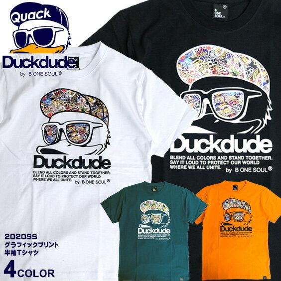 トップス, Tシャツ・カットソー DUCK DUDE T T T T TSS-428