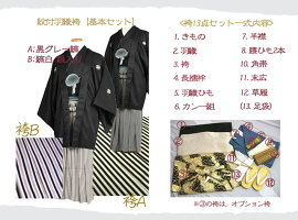 成人式卒業袴レンタル一式セット【送料無料】男袴セット内容