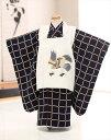 七五三 3歳 男の子 着物レンタル df001 被布セットレンタル 子供着物 753レンタル 貸衣装 2020 イベント...