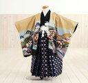 【レンタル】七五三 3歳 男の子 袴 レンタル フルセット 結婚式 前撮り 着物レンタル 人気 かっこいい ...