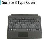 【中古Surface】マイクロソフト Surface 3 Type Cover ブラック【送料無料】サーフェイス用 Type Cover中古 キーボード カバー