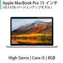 【中古】【送料無料・3ヶ月保証・中古Mac】Apple MacBook Pro 15インチ MC37