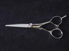 新潟・燕の理美容挟メーカーシゲル工業製造:プロ仕様のハサミを一般のご家庭でも使い易くした...
