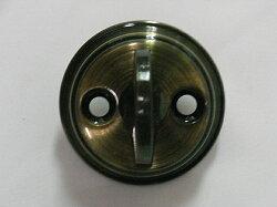 S-AD-5本締錠ブロンズ色