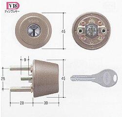 ゴール社V18TX,TTX対応各種シリンダーgcy-2360(GCY-236)